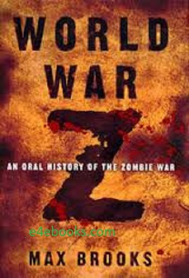 World War Z - Max Brooks Free Ebook PDF Download