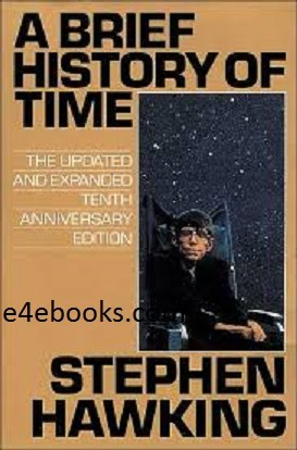 A Brief History Of Time - Stephen Hawking Free Ebook PDF Download