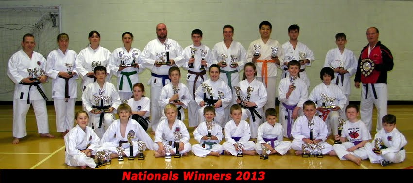 Nationals Winners 2013