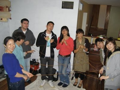 at our founding retreat in 2009