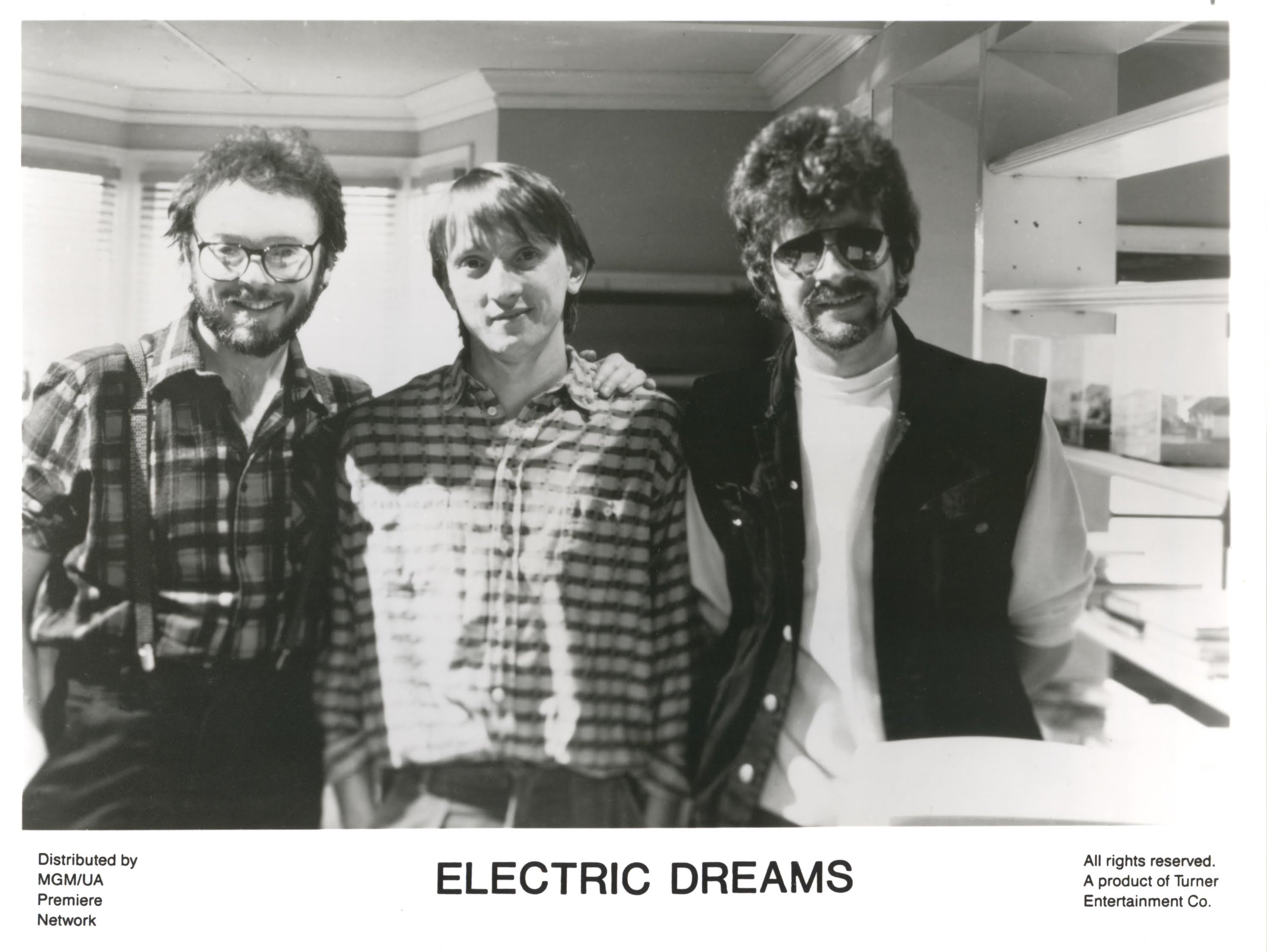 electric dreams human is synopsis