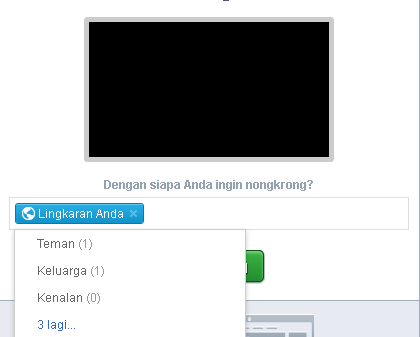 Cara Menggunakan Hangout Google Plus Video Chat