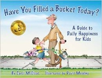 http://www.amazon.com/Filled-Bucket-Today-Guide-Happiness/dp/0978507517