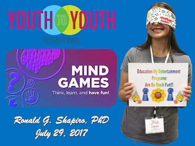https://www.slideshare.net/DrRonShapiro/mind-games-think-learn-have-fun-youth-to-youth-international-conference-bryant-university-smithfield-rhode-island-july-29-2017-a-photo-album