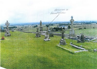 ERW Headstone Location Rock of Cashel