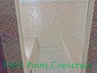 Mosaic, internal finishes