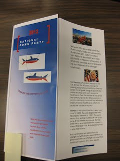 Prty Brochure | Political Party Brochures Ms Ehrlich S Class