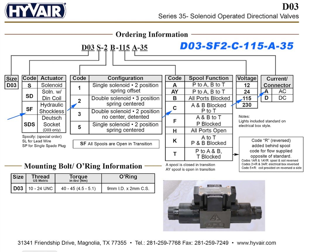 D03 SF2 C 115 A 35 hyvair valve wiring diagram another blog about wiring diagram \u2022