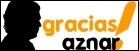 Gracias Aznar - Estamos contigo