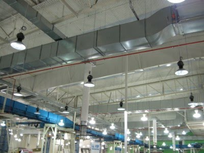 Toronto Customers Get Brighter More Comfortable And Better Lit Workplace At A Lower Energy Cost In Etobie Mississauga