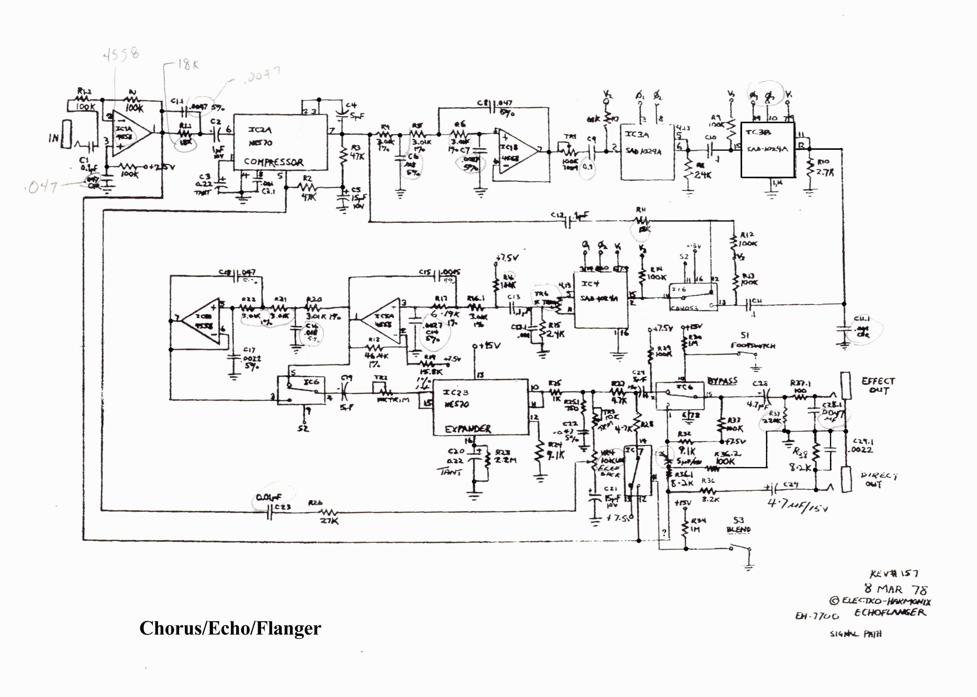 Theremin Circuit Diagram Ask Answer Wiring Simple Delay Pedal Schematic Get Free Image About Waveform