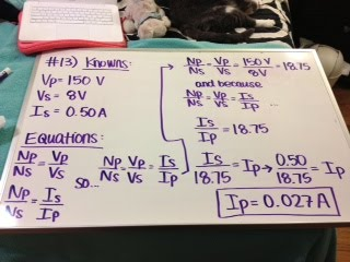 12 3 Practice Problems - Electromagnetic Info