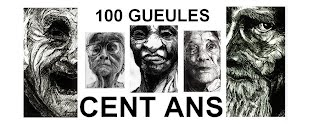 100 GUEULES - 100 ANS