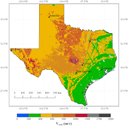 geological map of texas Induced Seismicity: Hazard and Risk   Prof. Ellen M. Rathje