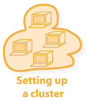 Setting up & running a cluster on Amazon EC2