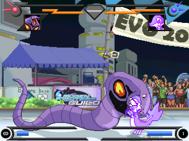 Mugen archive characters | EXShadow  2019-06-07