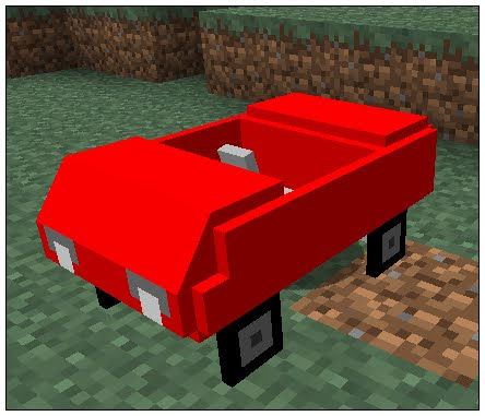 There Are Cars And Trucks Everything The Crafting Recipes Add A Little Bit More Fun Challenge While You Play Try To Get These Vehicles