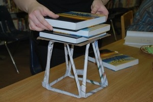 paper table challenge engineering challenges