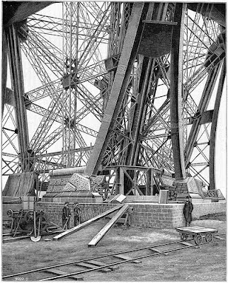 the main characteristics of the eiffel tower and its importance The eiffel tower is one of the most famous structures in the whole world it is located in champ de mars in paris, france it is named after gustave eiffel, the designer of the building.