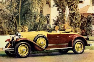 automobiles in the great gatsby