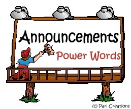 "Words Start With ""S"" - Power Words"