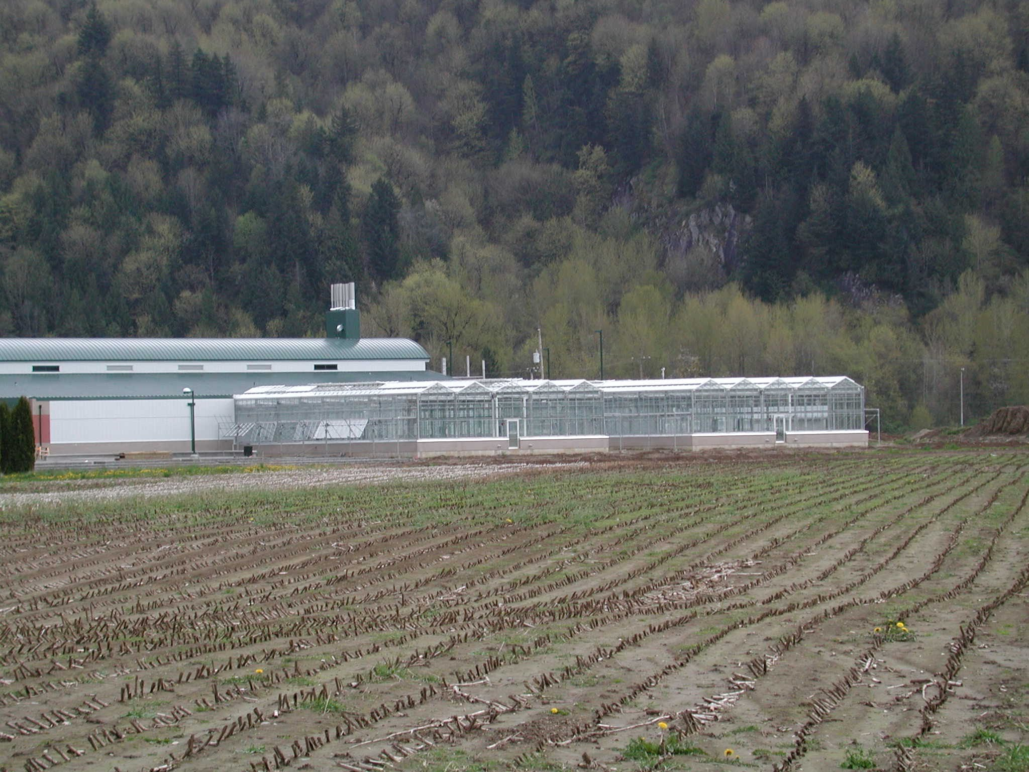 Agriculture And Agri Food Canada Agassiz