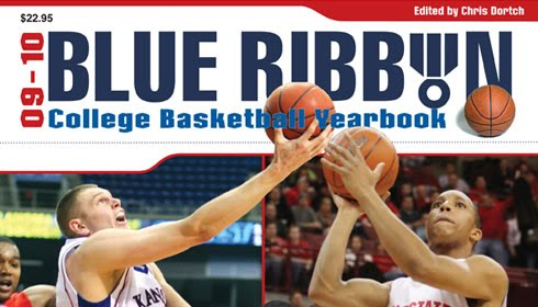Blue Ribbon Yearbook cover Masthead