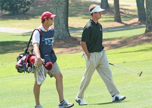 University of Georgia Golfers Russell Henley and Harris English