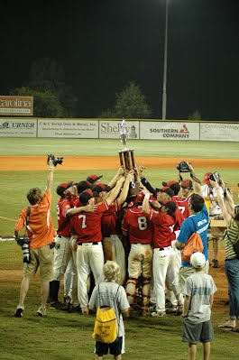 2011 American Legion World Series Champions - EDEN PRAIRIE