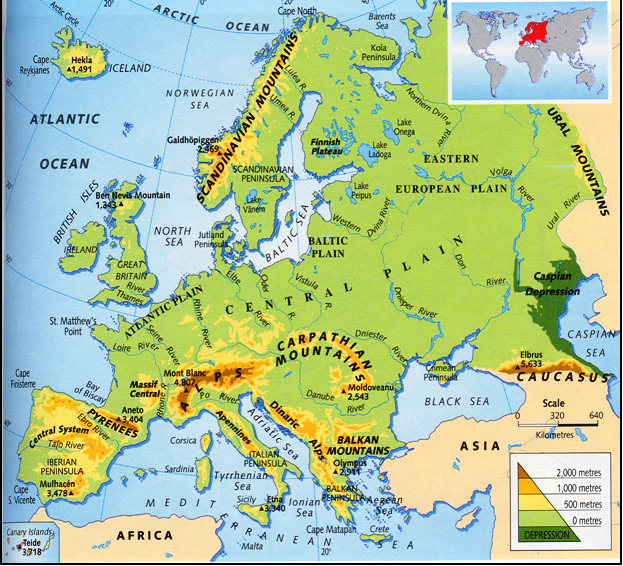 01 What Is The Landscape In Europe Like
