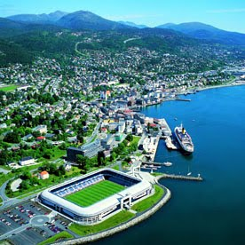 the town of molde an erasmus study year in molde norway