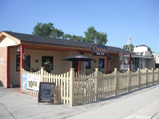 The Chieftain Bar, sponsors of the Rovers 2011