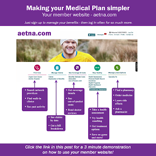2018-02/22: Make your Medical Benefits simple with Aetna