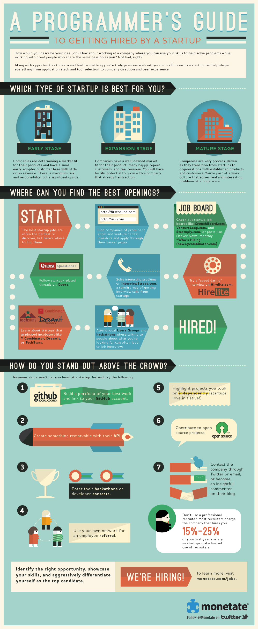How to Get Hired by a Startup