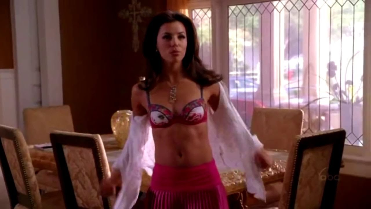 Desperate eva housewives scene longoria