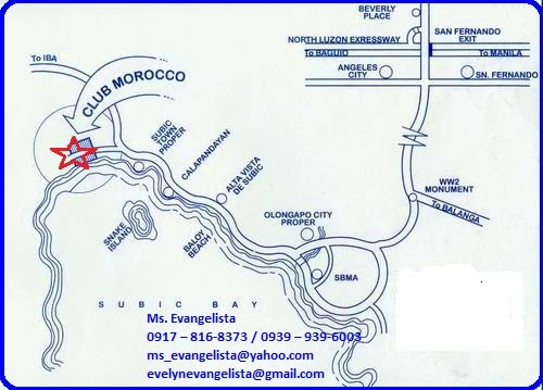 club morocco residential and beach lot for sale by sta lucia realty philippine properties in