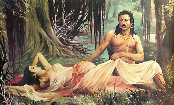 Shakuntala / ინდური ეპოსი: შაკუნტალა