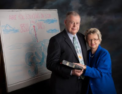 Dr. Ray and Terry Meier