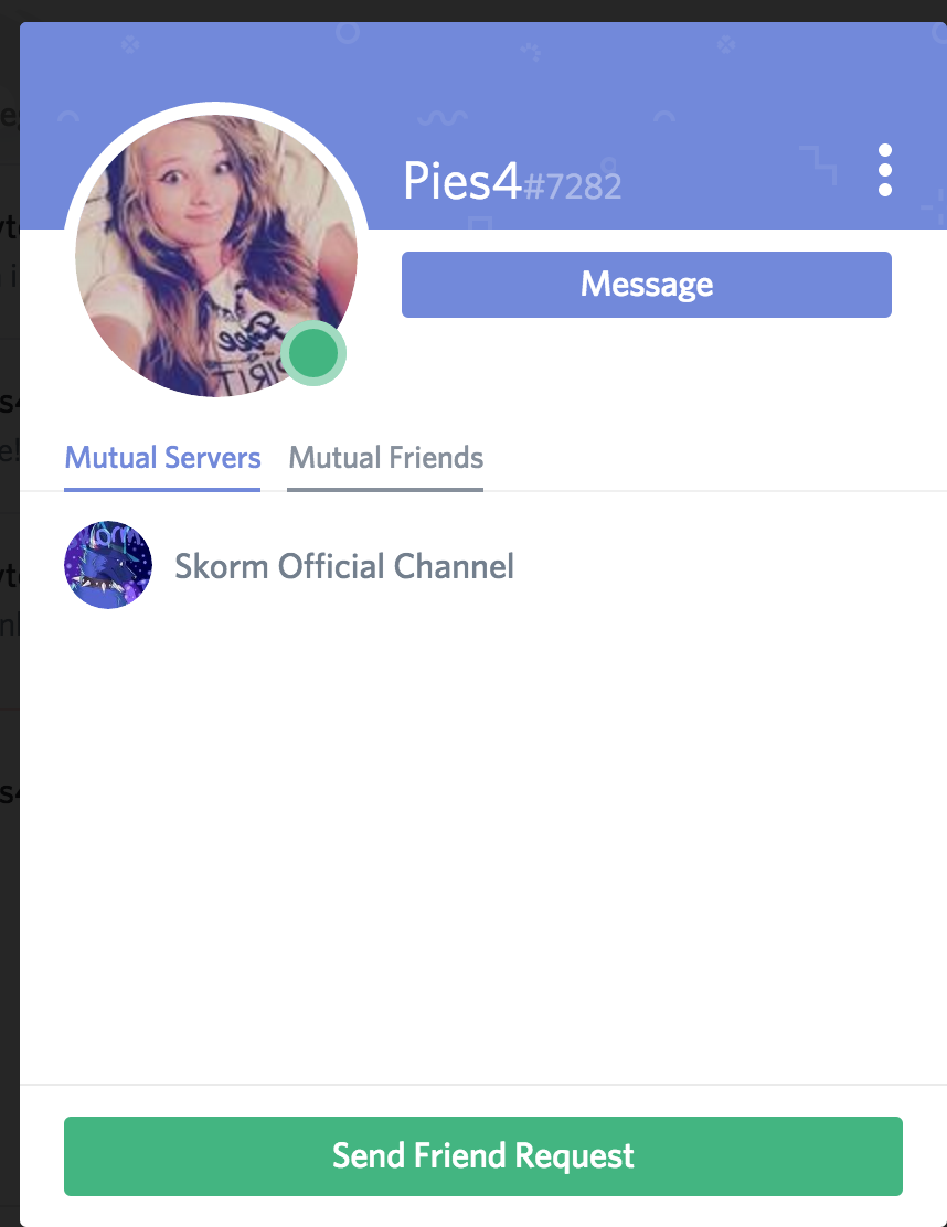HowTo Send A Friend Request On Discord