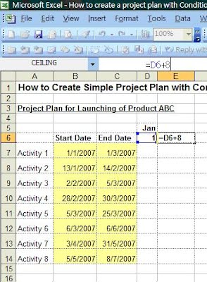 10 cool ways to use Excel's conditional formatting feature