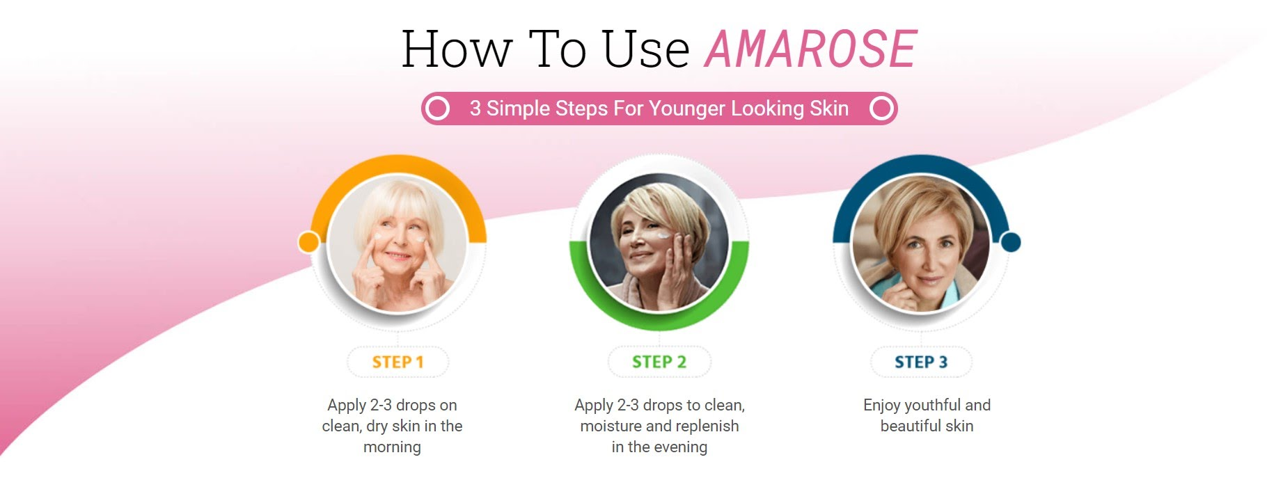 How to use Amarose Booster Moisturizer?