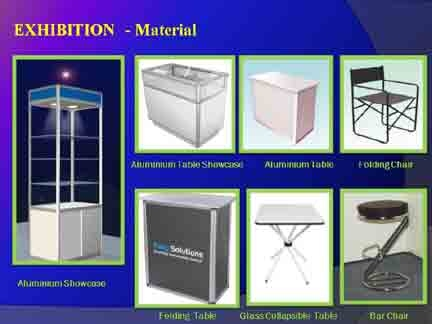 Exhibition Stall Manufacturer In Chennai : Stall section material manufacturer supplier fabricator