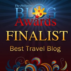 Philippine Blog Awards 2011 Best Travel Blog Nominee
