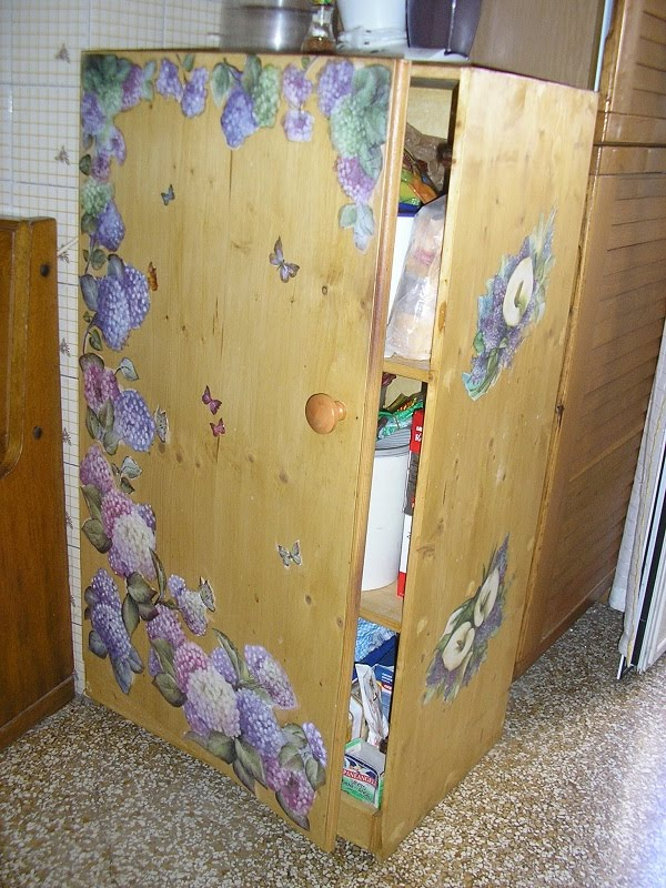 Decorazioni decoupage su legno perfect with decorazioni - Decorazioni decoupage ...