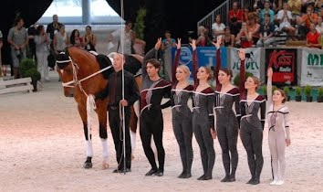 About The F A C E Vaulting Team Face The Road To Weg