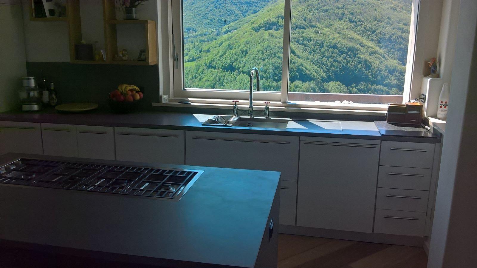 Cucina in rovere sbiancato affordable cucine cucine moderne in