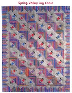 Quilt to be raffled at the 2013 Exeter Fall Festival