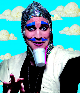 Noel Fielding Luxury Comedy Fantasy Man