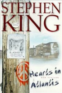 Hearts In Atlantis Front Cover
