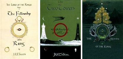 Lord Of The Rings Front Cover